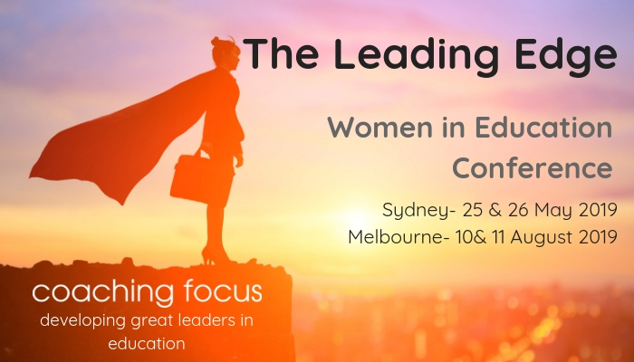 The Leading EdgeWomen in Education Conference