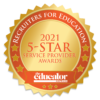 The Educator Service Provider Awards_Recruiters for Education